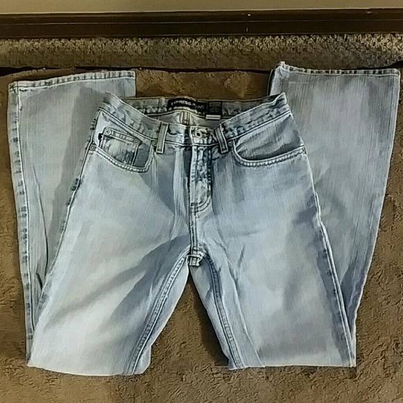 Express Denim - Vintage Jeans